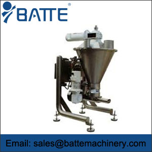 Volumetric Feeder for Extrusion Process